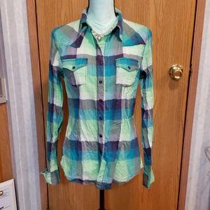 Cruel Button Down Shirt Size Large